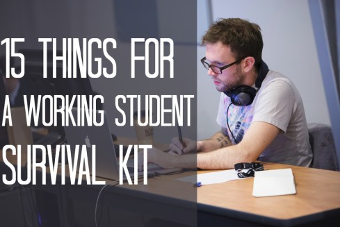working-student-survival-kit