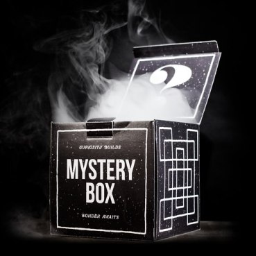 A Photo Of The Firebox Mystery Box