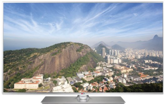 A Photo of an LG LCD TV