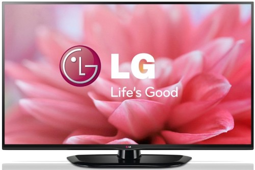 A Photo Of An LG Plasma TV