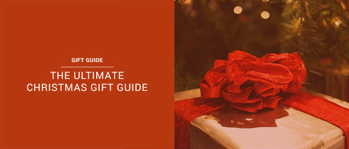 The Ultimate Christmas Gift Guide 2014