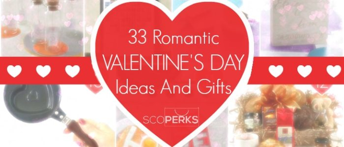 33 Romantic Valentine's Day Ideas And Gifts