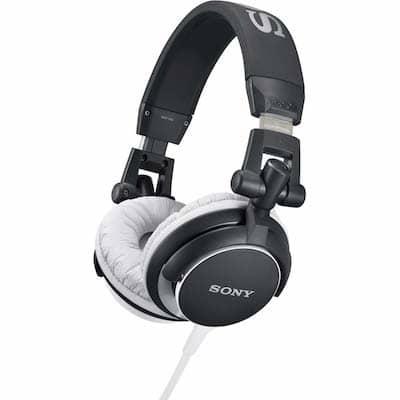 Sony MDR-V55B Over-Ear Headphones - Black