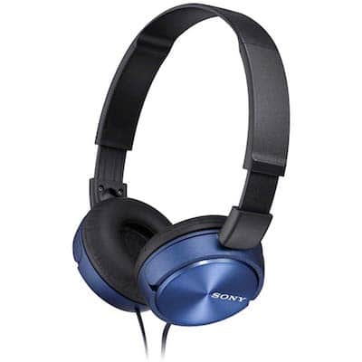Sony MDRZX310L.AE Foldable Headphones