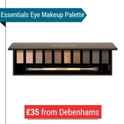 An Essentials Eye Makeup Palette From Clarins