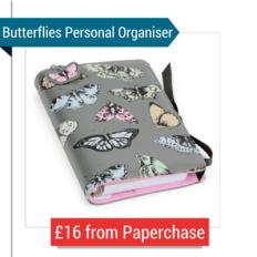 A Butterfly Organiser