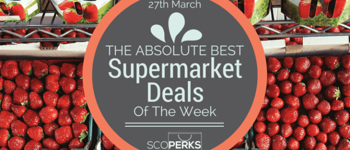 The Absolute Best Supermarket Deals Of The Week