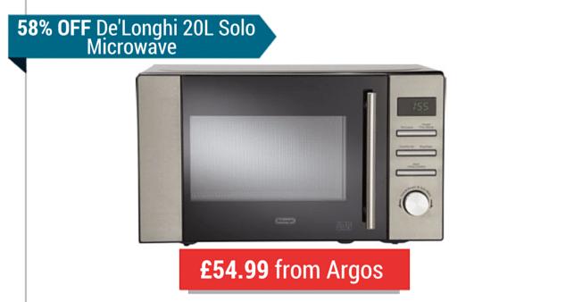 A De'Longhi Microwave