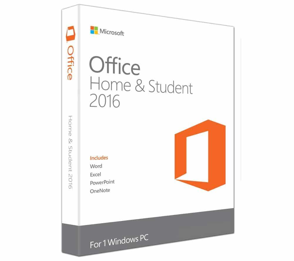 microsoft office student