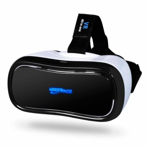 BestFace VR Headset with WiFi