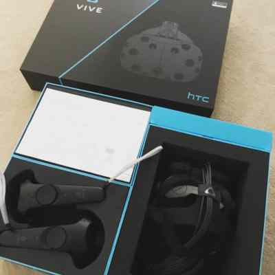 Best VR Headset - HTC Vive Review