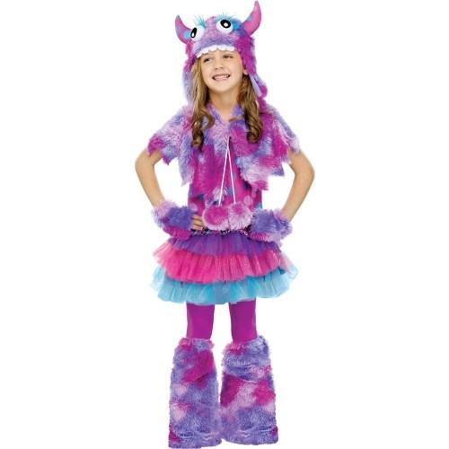 girls-halloween-polka-dot-monster
