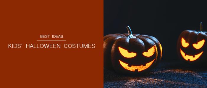 Best Halloween Costume Ideas For Kids: 2016
