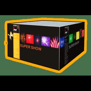 box of fireworks