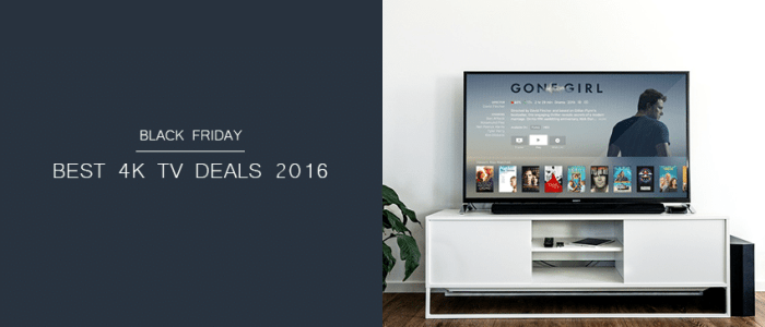 Best Black Friday TV Deals 2016