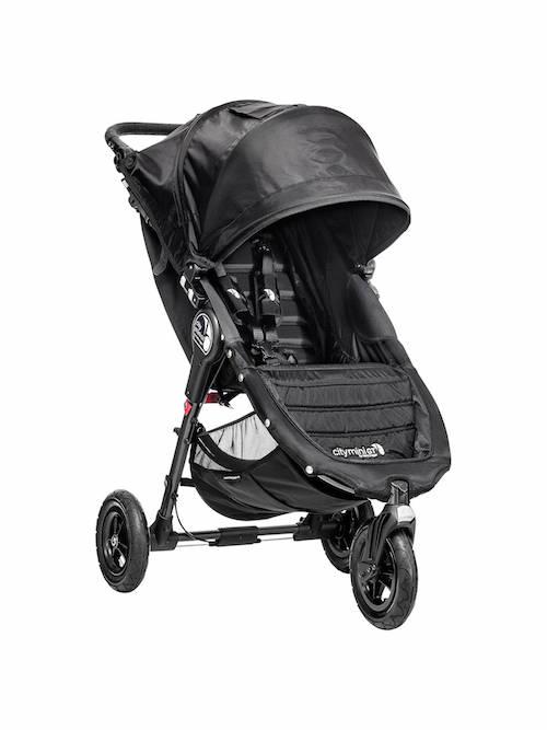 Baby Jogger City Mini GT Pushchair, Black
