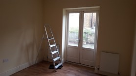 Room Before, looking out to the 'garden'
