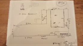 My incredibly professional room plan