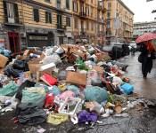 Sanitation, garbage and human waste