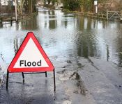 Flooding emergency