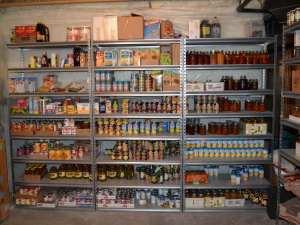 Long-term storing supplies