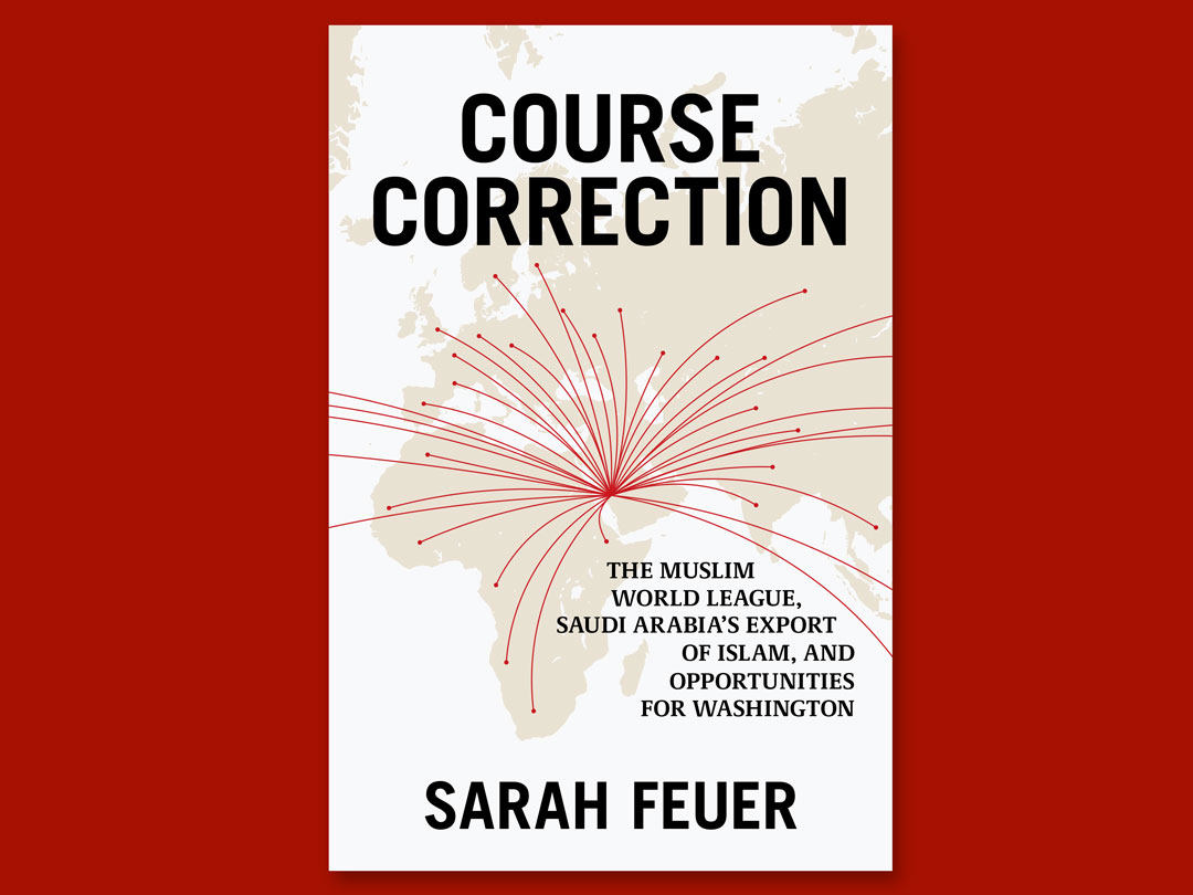 Course Correction book cover