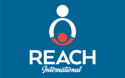 REACH International Logo and Brochure Redesign