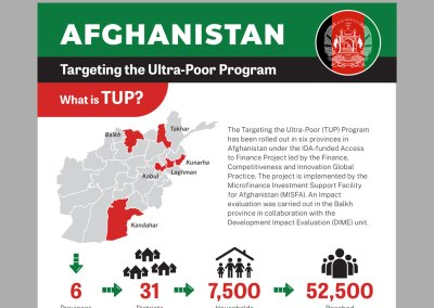 Afghanistan TUP Infographic