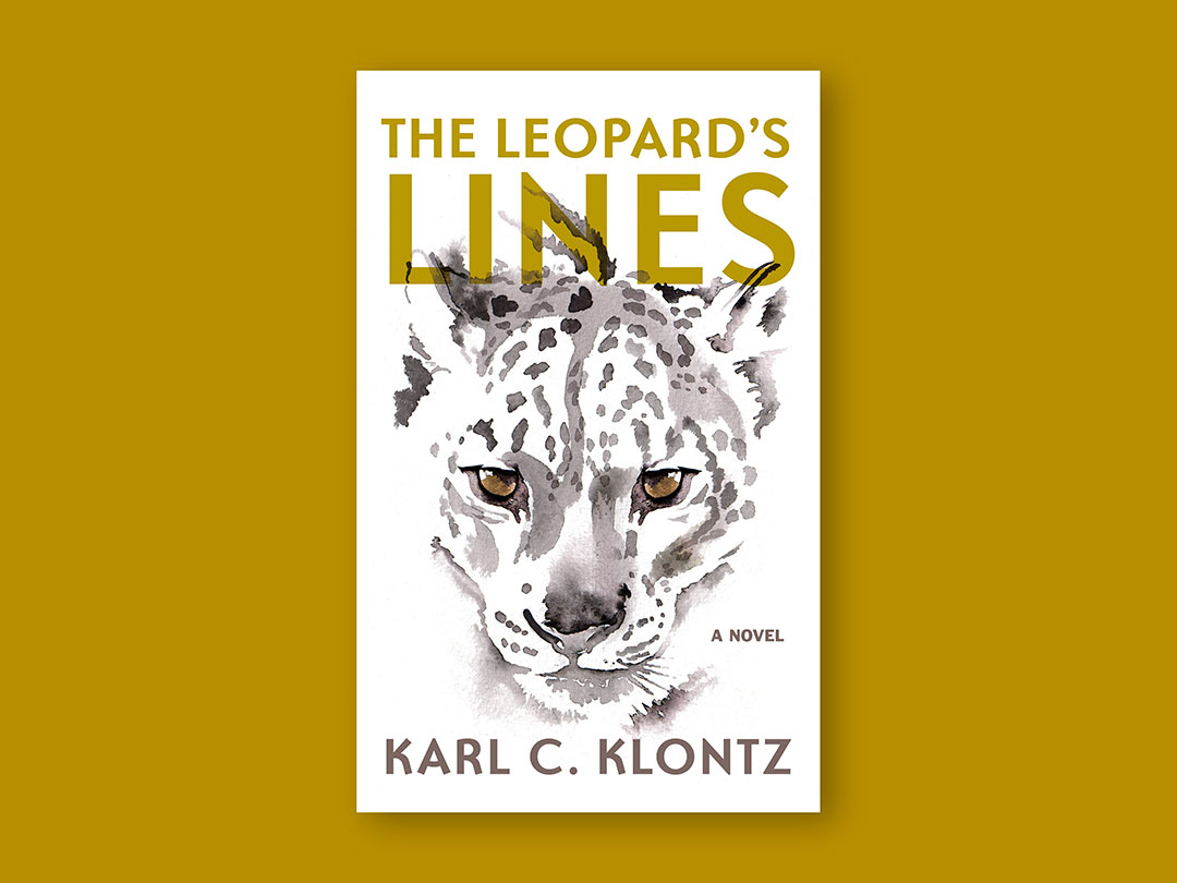 The Leopard's Lines book cover