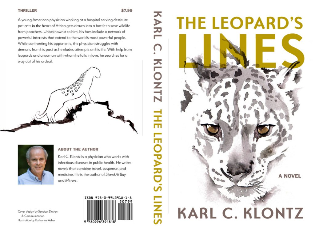 Flat cover of the book showing back cover and spine