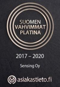 Suomen vahvimmat Platina 2017-2020