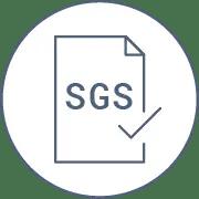 Sensist產品的SGS檢驗結果