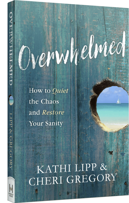 Overwhelmed: How to Quiet the Chaos and Restore Your Sanity