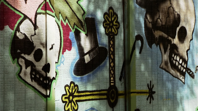 United States of Hoodoo mural