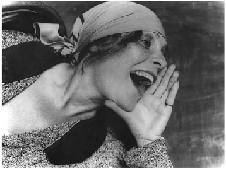 Lili Brik, photograph by Rodchenko