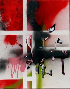 Justine Frischmann - paintings