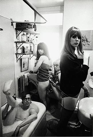 Bruce Connor Terri Garr Toni Basil photograph Dennis Hopper