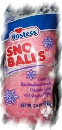 hostess snoballs