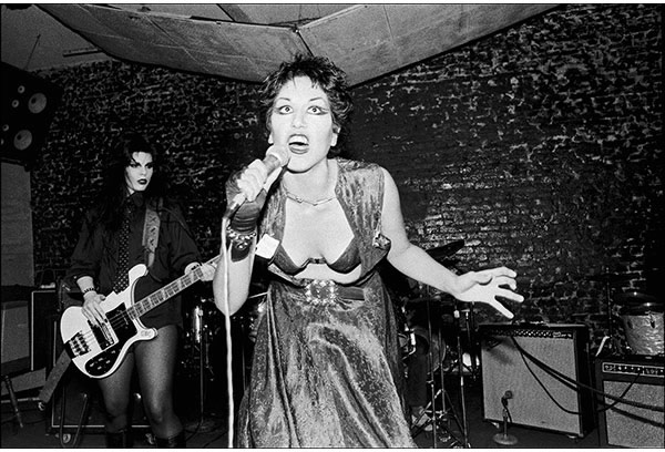 Ruby Ray - punk photographs