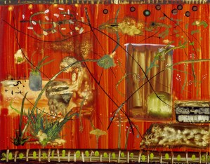 There Is a Caveman in My Apartment Examining the Fur. I Wish He Would Leave, by John Lurie