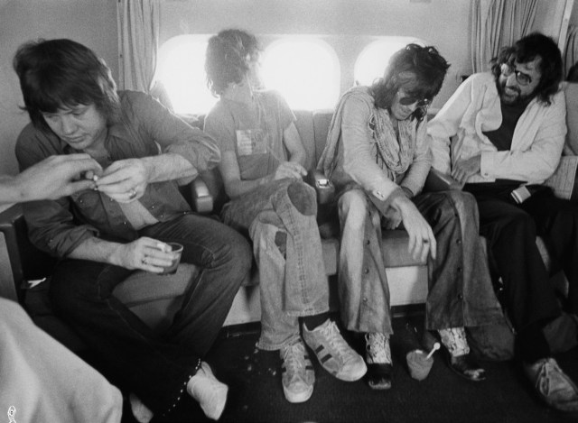 Terry Southern and the Rolling Stones