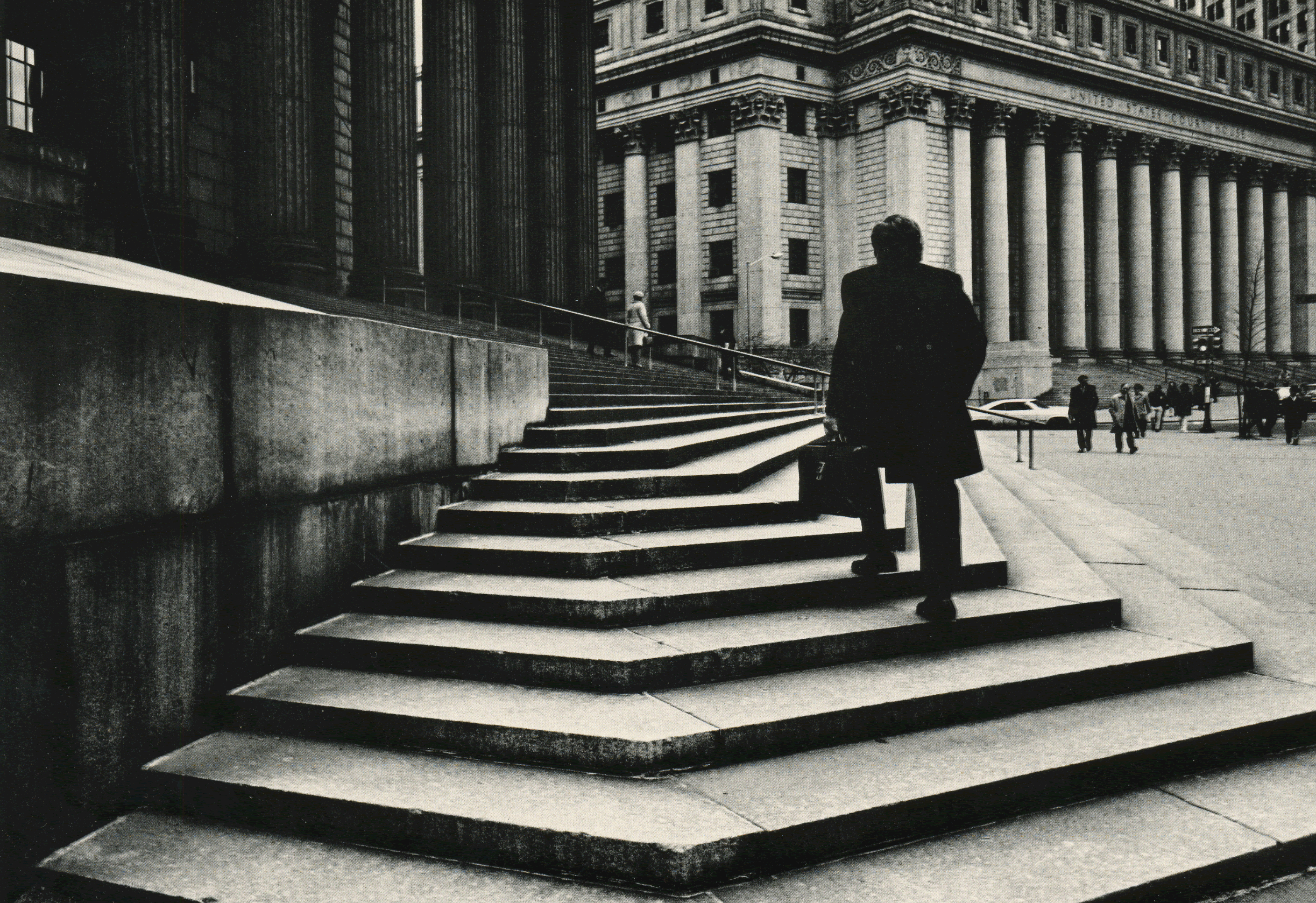 Wall Street - Charles Gatewood photographs