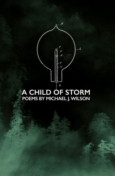 A Child of Storm poems by Michael J. Wilson
