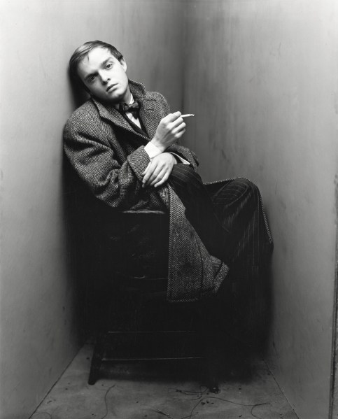 Irving Penn Truman Capote New York 1948