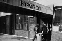 Ramrod gay bar West Village new york city