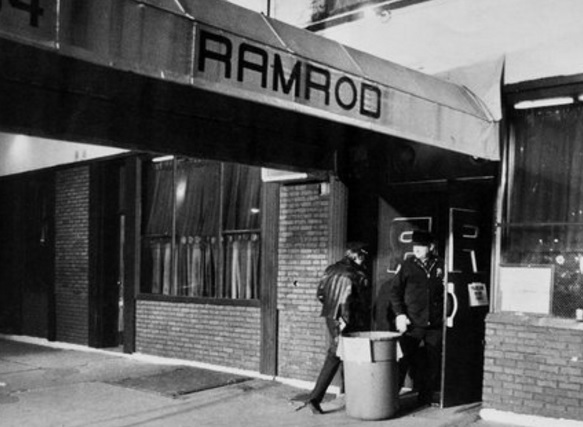 Ramrod gay bar West Village new york city