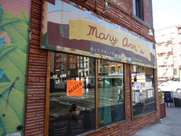 Mary Ann's Mexican Restaurant