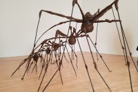 Louise Bourgeois Spiders SF MoMA