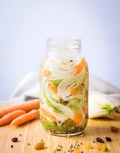 Se lancer dans la fermentation de ses légumes