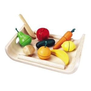 Assortiment Fruits et Légumes à découper